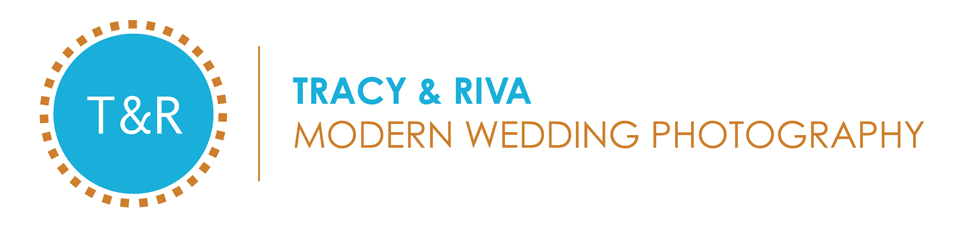 Tracy and Riva | Modern Wedding Photography logo